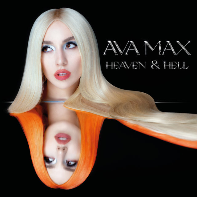 Cover art for album Heaven & Hell by Ava Max