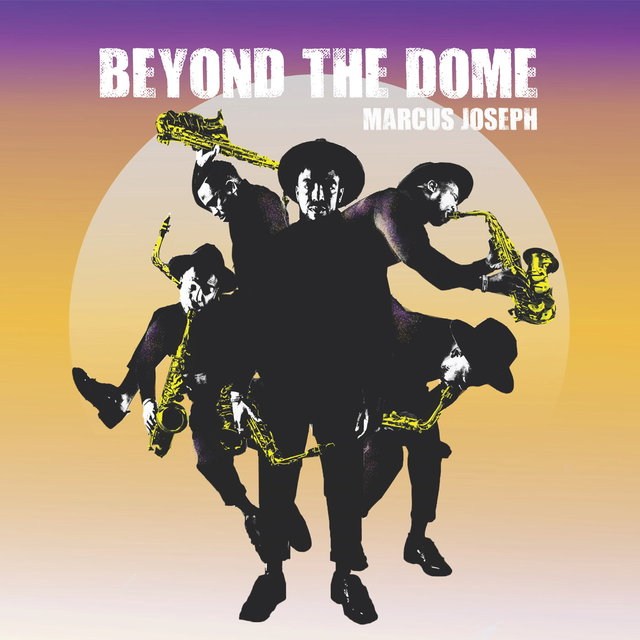 Cover art for album Beyond The Dome by Marcus Joseph