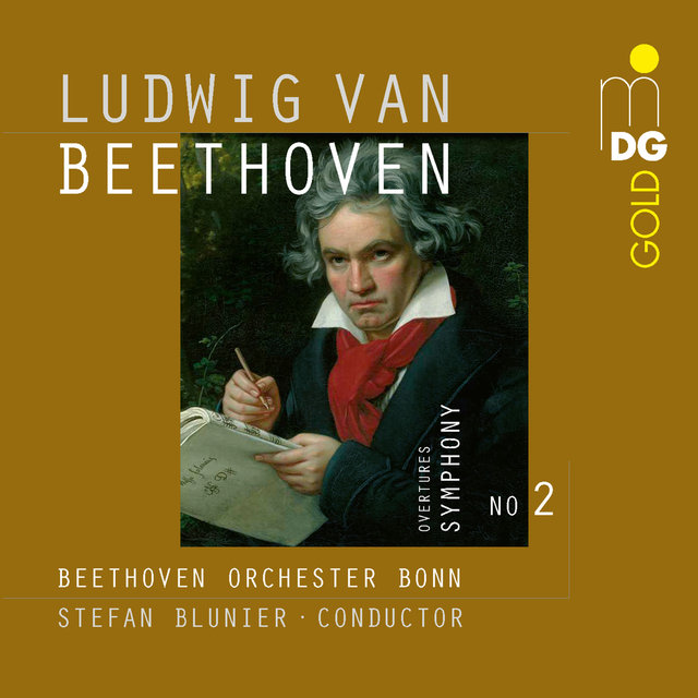 Beethoven: Symphony No. 2 - Overtures