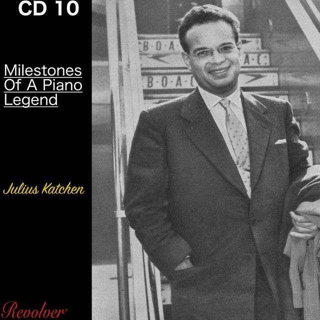 Milestones Of A Piano Legend CD10