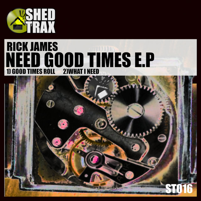 NEED GOOD TIME EP