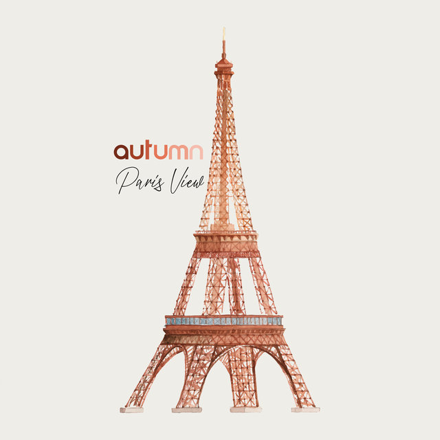 Autumn Paris View - Brilliant Instrumental Jazz Music for Many Relaxing Moments