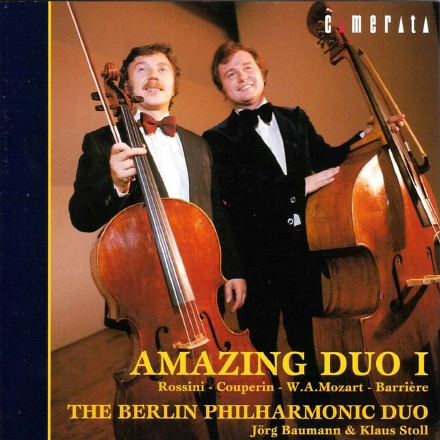 Amazing Duo I: The Berlin Philharmonic Duo