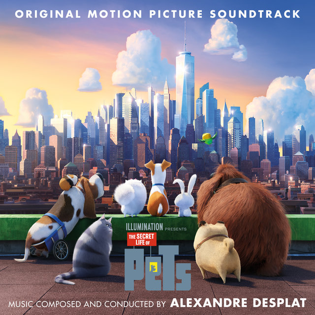 The Secret Life of Pets (Original Motion Picture Soundtrack)