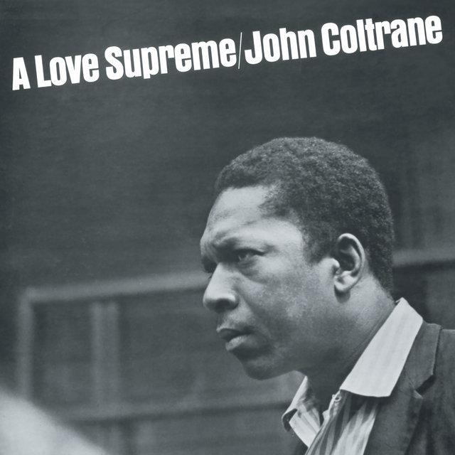 Cover art for album  by John Coltrane