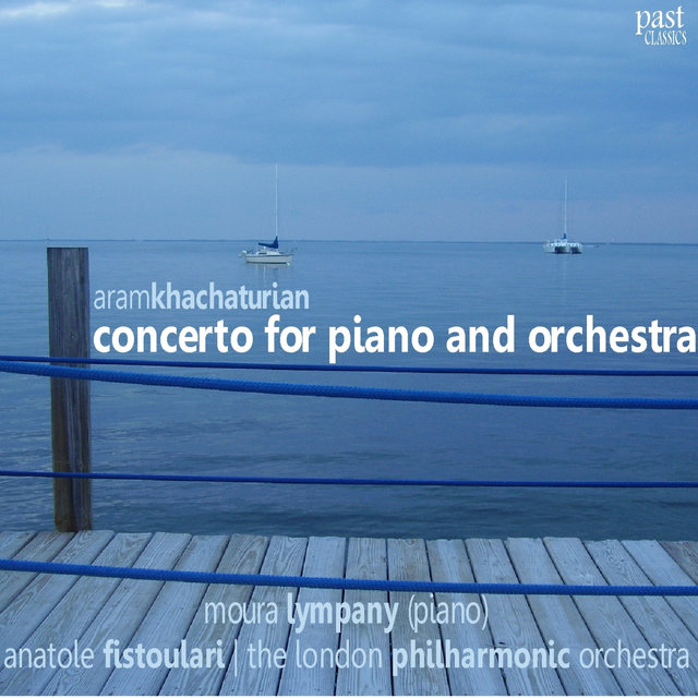 Khachaturian: Concerto for Piano and Orchestra