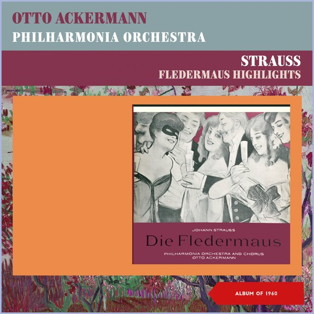 Strauss: Fledermaus Highlights (Album of 1960)