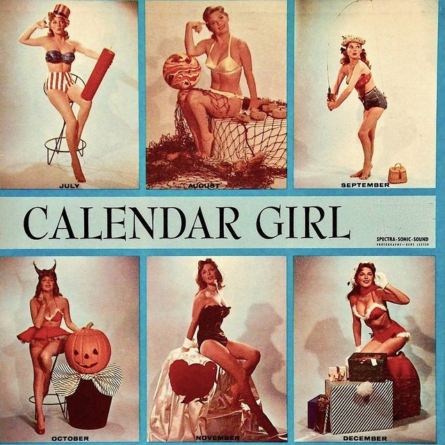 Calendar Girl/Your Number Please?