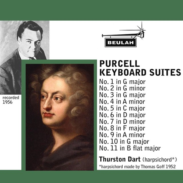 Purcell Keyboard Suites