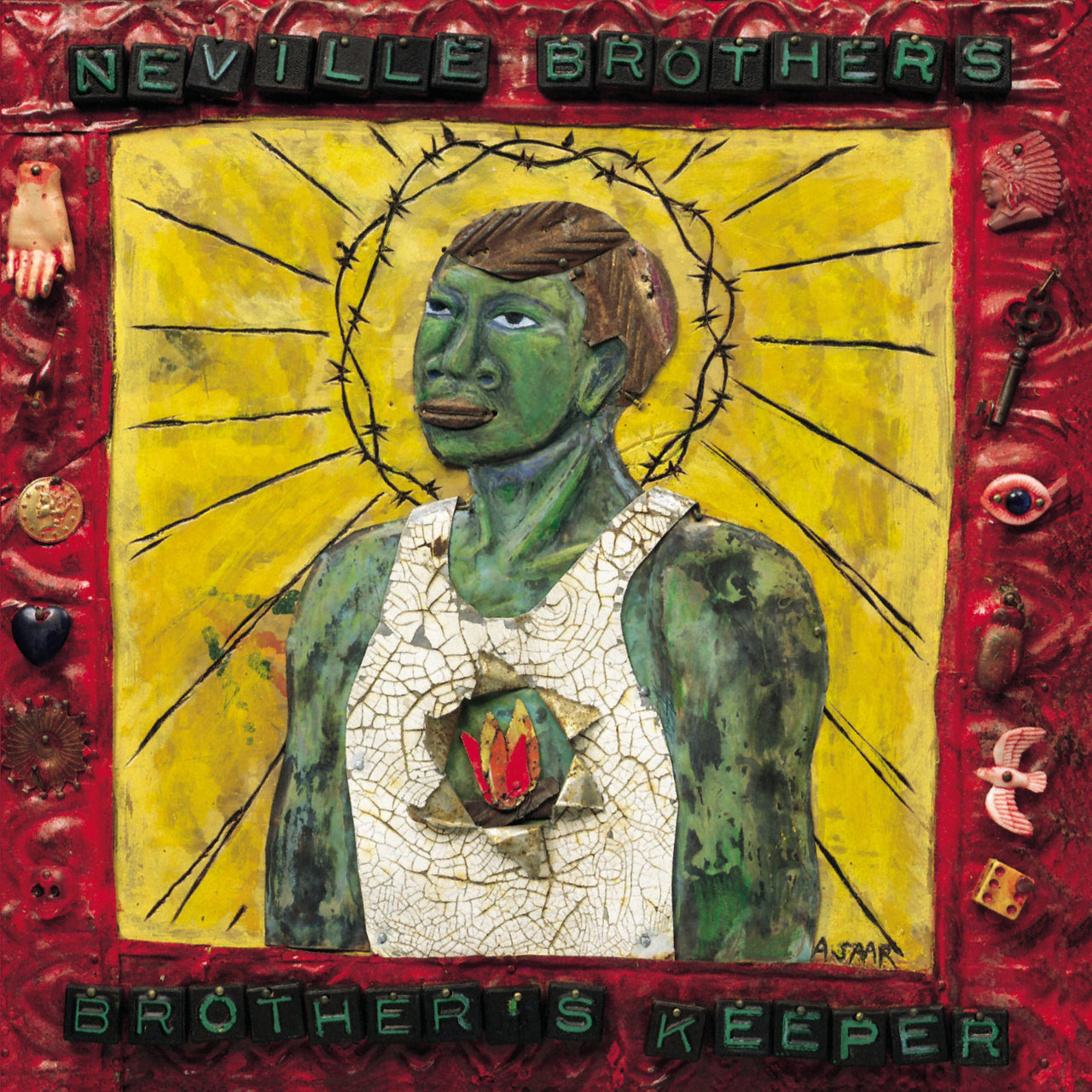 Image result for Neville Brothers Brother's Keeper