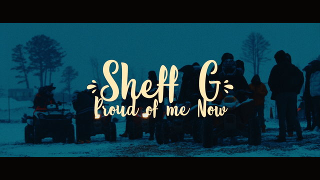 Cover art for album  by Sheff G
