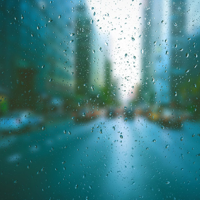 Spring Rain Sounds for Sleep - Natural Rain Sounds
