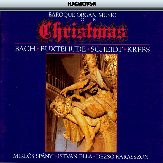 Baroque Organ Music for Christmas