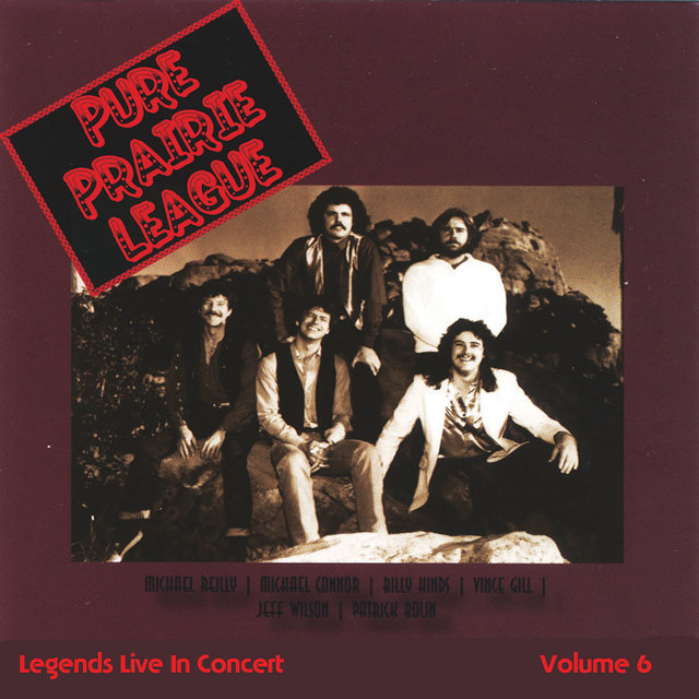 Legends Live in Concert (Live in Denver, CO, July 17, 1979)