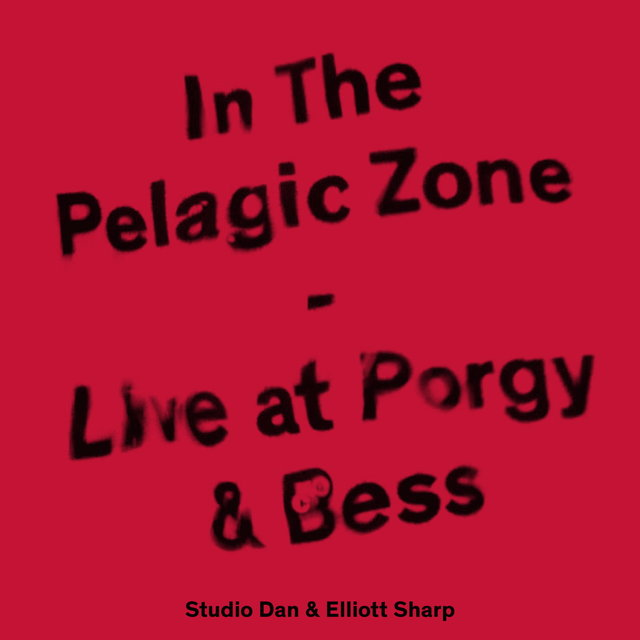 In the Pelagic Zone - Live at Porgy & Bess