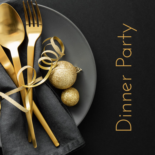 Dinner Party – Instrumental Jazz for Amazing Party