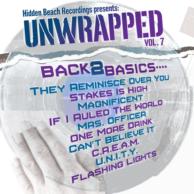 Hidden Beach Recordings Presents: Unwrapped Volume 7