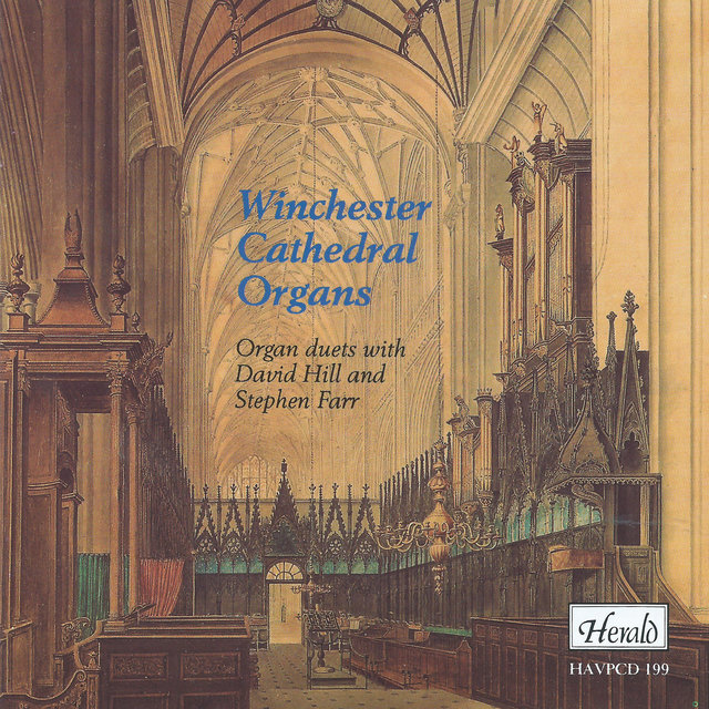 Winchester Cathedral Organs: Organ Duets