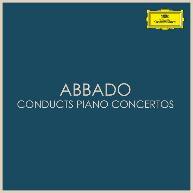 Abbado conducts Piano Concertos