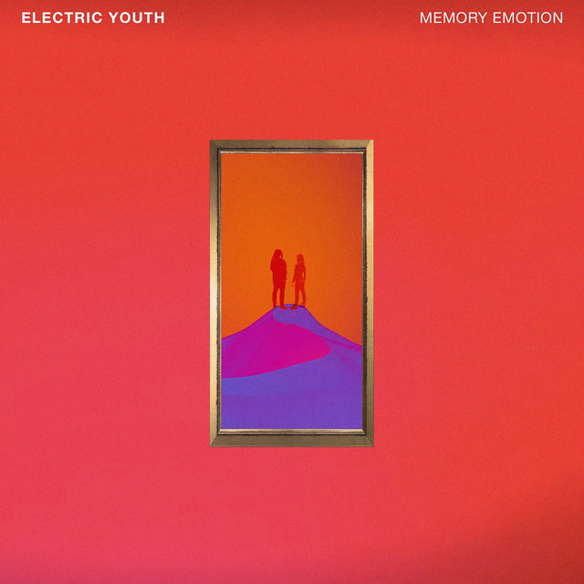 Cover art for album Memory Emotion by Electric Youth