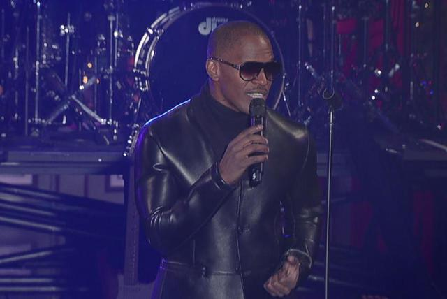 Do What It Do (Jamie Foxx - Do What It Do (Live on Letterman))