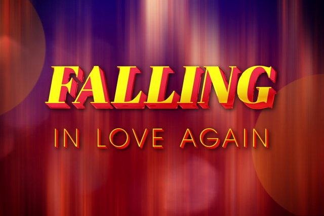 Falling In Love Again