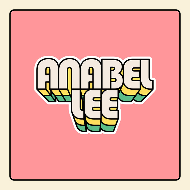 Cover art for album Anabel Lee by Anabel Lee