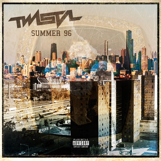 Cover art for album Summer 96 by Twista