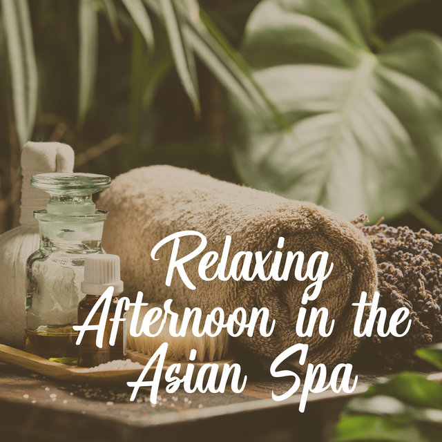 Relaxing Afternoon in the Asian Spa - Massage Therapy Sounds, Wellness Center, Smooth Skin, Beauty Concept, Healing Treatments, Only Time