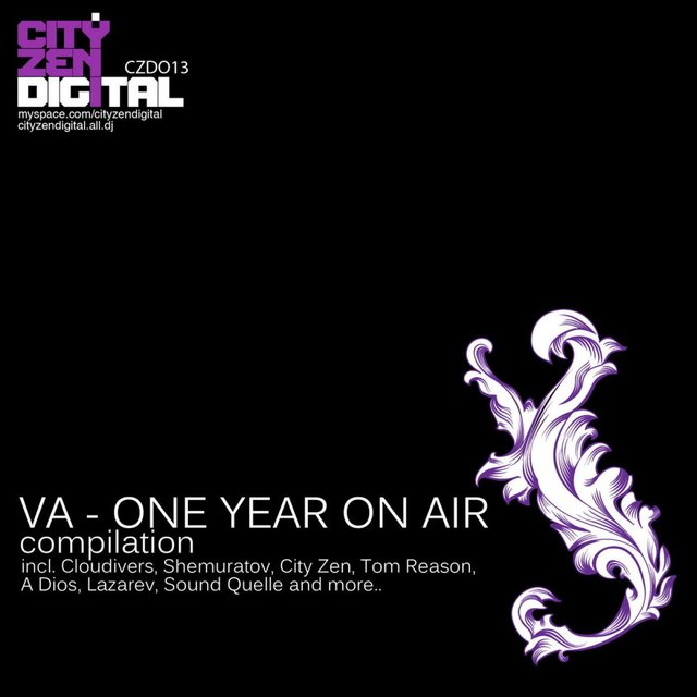 One Year On Air Compilation (Unmixed)