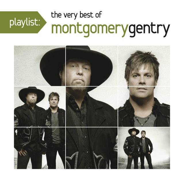 Playlist: The Very Best of Montgomery Gentry