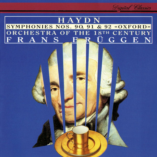 Haydn: Symphonies Nos. 90, 91 and 92