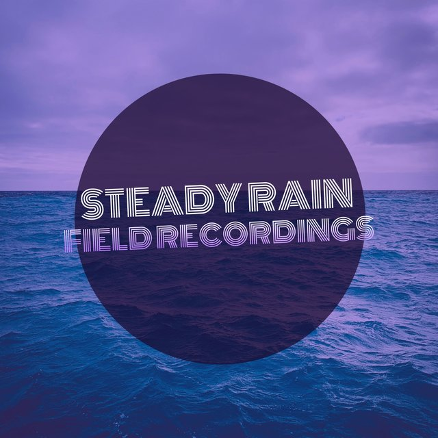 2020 Isolated Steady Rain & Nature Field Recordings