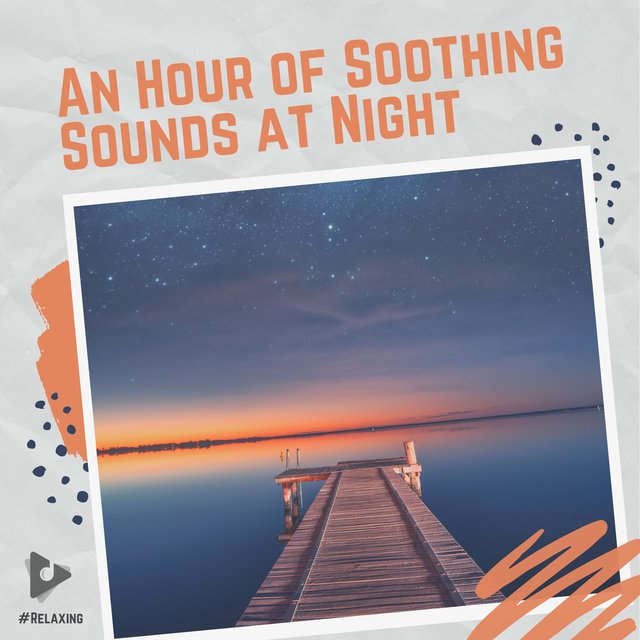 An Hour of Soothing Sounds at Night