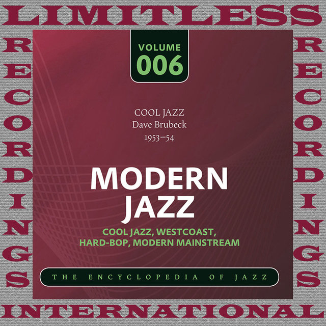 Cool Jazz, 1953-54 (HQ Remastered Version)