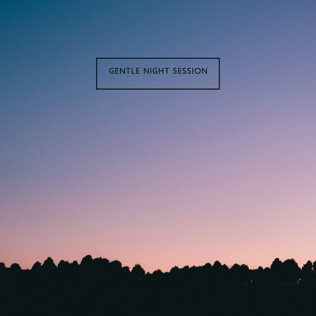 Gentle Night Session (Relaxing Fireplace Jazz Sounds)