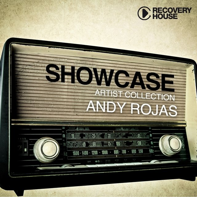 Showcase - Artist Collection Andy Rojas