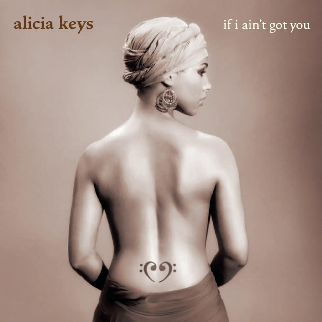 Cover art for album  by Alicia Keys