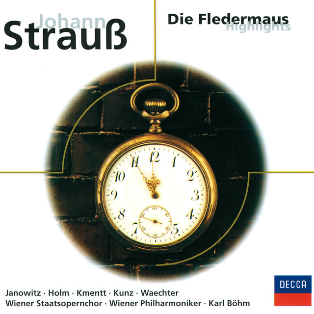 J. Strauss: Die Fledermaus (Highlights)