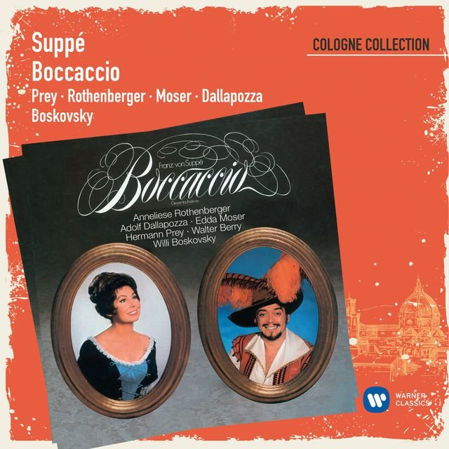 Suppé: Boccaccio (Cologne Collection)