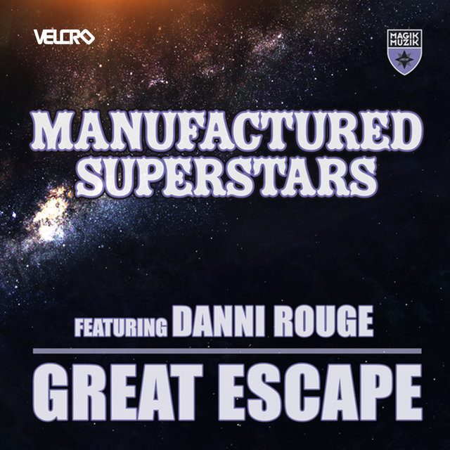 Great Escape (feat. Danni Rouge) [Extended Mix]