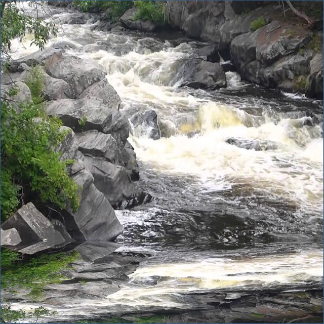 The Soothing Sounds of Rushing Waters
