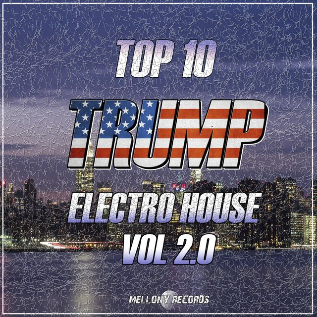 Top 10 TRUMP Electro House Vol.2.0