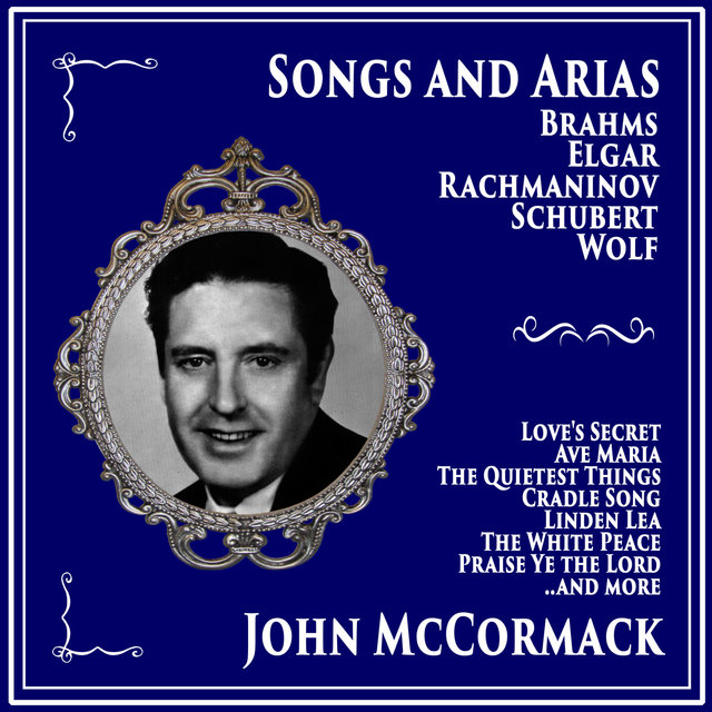 Songs and Arias by Brahms, Elgar, Rachmaninov, Schubert, Wolf, Vaughn Williams