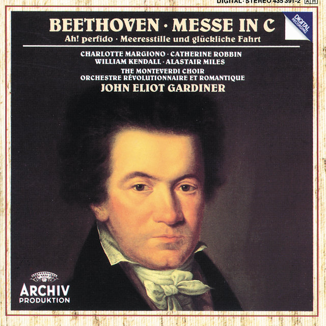 Beethoven: Mass in C;