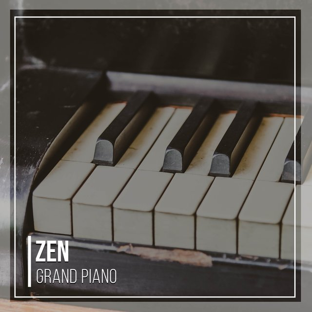 Zen Café Grand Piano Atmosphere