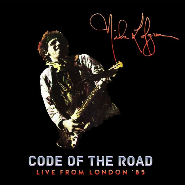 Code Of The Road Live From London '85
