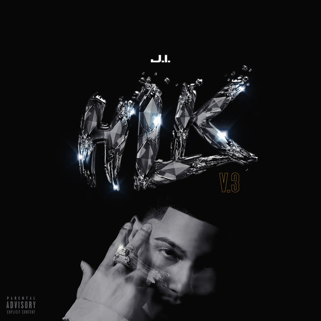 Cover art for album Hood Life Krisis Vol. 3 EP by J.I the Prince of N.Y