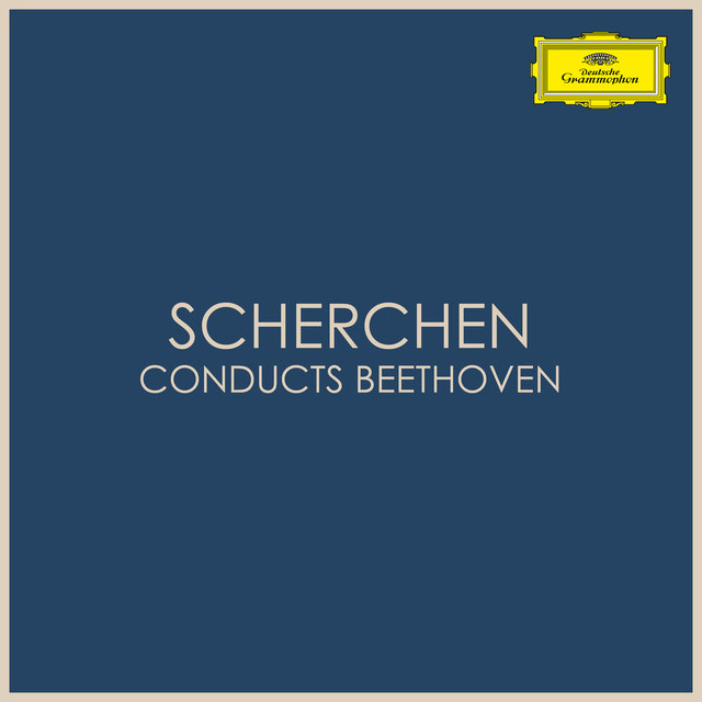 Scherchen conducts Beethoven