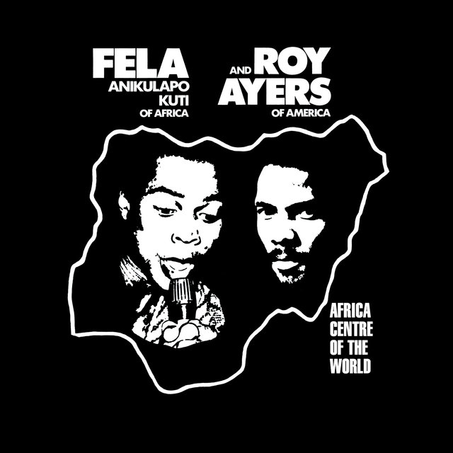 Africa Centre of the World (feat. Roy Ayers)